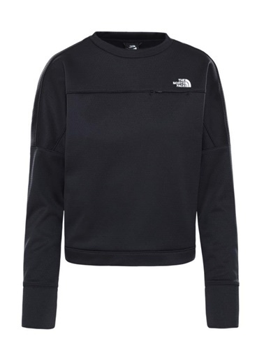 The North Face The North Face Hikesteller Kadın Sweatshirt Siyah Siyah